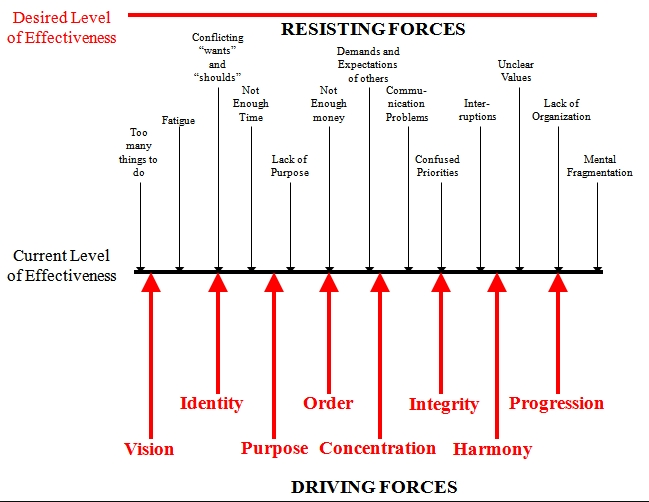 Driving Forces of Effectiveness